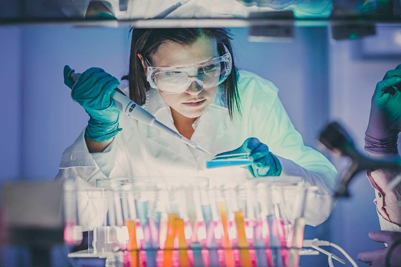 Laboruntersuchung zur Diagnose von Bauchspeicheldrüsenkrebs