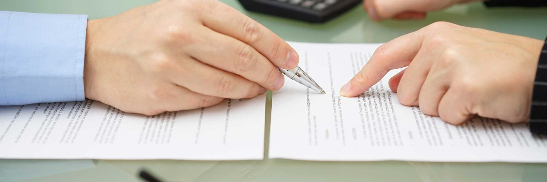 Unterlagen für eine finanzielle Unterstützung bei Krebs