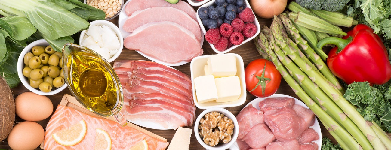 Lebensmittel, die viele Vitamine spenden