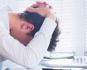 Burnout – Wenn der Arbeitswille erlischt