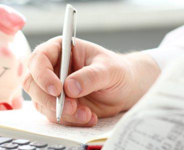 Alle Finanzen auf einen Blick – So führen Sie ein Haushaltsbuch