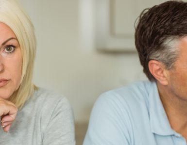 Midlife-Crisis bei Männer und Frauen