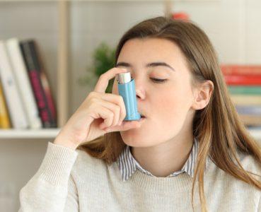 Asthma – Wenn es in der Brust eng wird