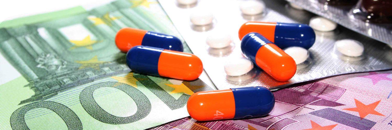Zu hohe Kosten für Krebsmedikamente